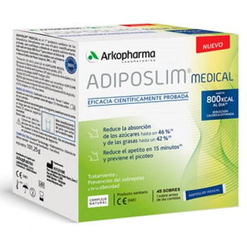 arkopharma 45 sobres adiposlim medical