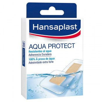 hansaplast 20 apositos aqua protect