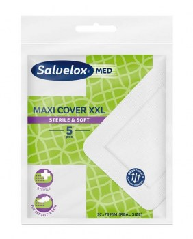 salvelox med maxi cover aposito esteril xxl 5 apositos